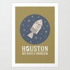 Apollo V2 Art Print
