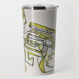 Straight Shooter Travel Mug