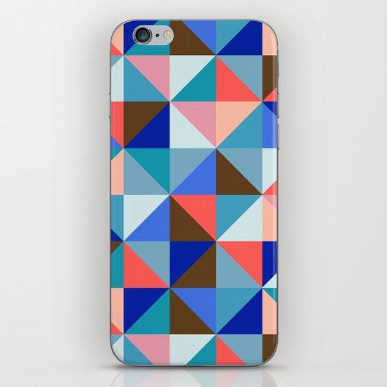 Kaleido iPhone & iPod Skin