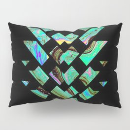 Tri Punch Fitted Pillow Sham