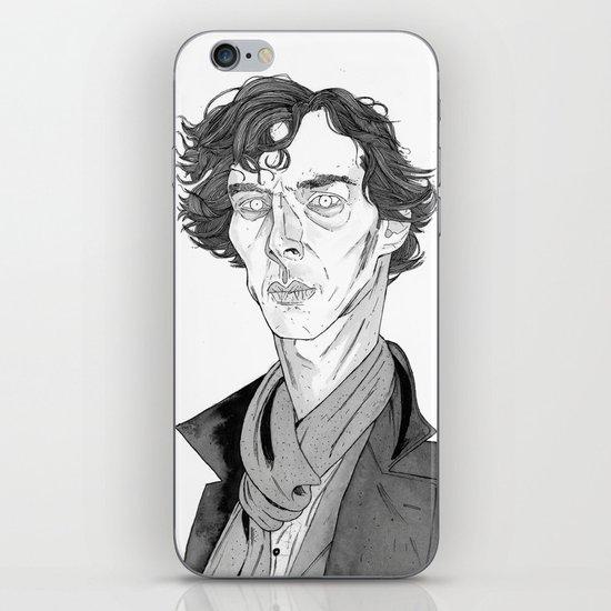 Benedict Cumberbatch - Sherlock iPhone & iPod Skin