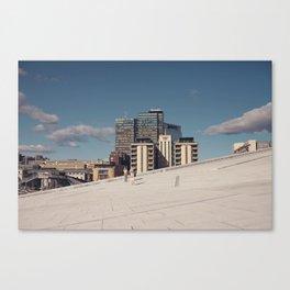 Oslo#1 Canvas Print