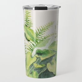 Woodland Watercolour Travel Mug