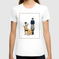 pride and prejudice T-shirts featuring Pride and Prejudice by wolfanita