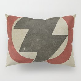 lightning strike zone Pillow Sham