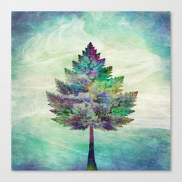 The Magical Tree Canvas Print