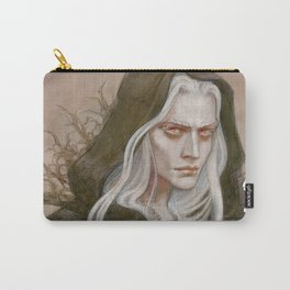 The Albino Antihero Carry-All Pouch