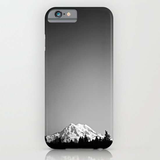 Mt. Rainier iPhone & iPod Case