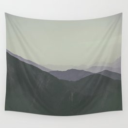 Mountains #2 Wall Tapestry
