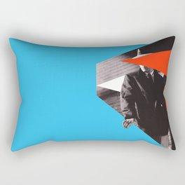 The Maltese Falcon - Collage artwork Rectangular Pillow