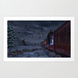 The Dementors Art Print