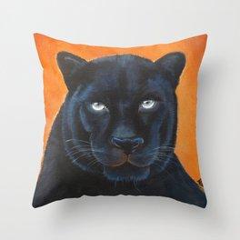 Bagheera Throw Pillow