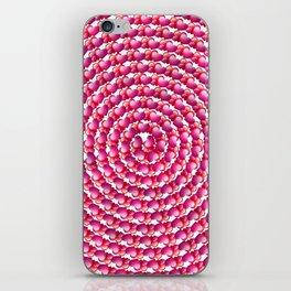 Heart Swirl iPhone Skin