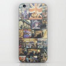 Camden Lock Village - London Photography iPhone & iPod Skin