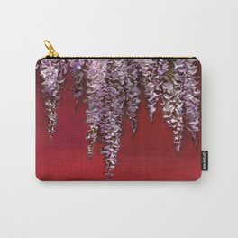 New wisteria Carry-All Pouch