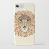 leo iPhone & iPod Cases featuring Leo by Vibeke Koehler