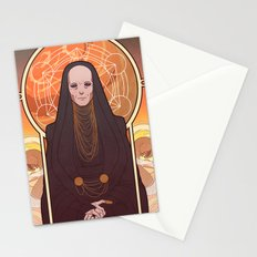Reverend Mother Stationery Cards