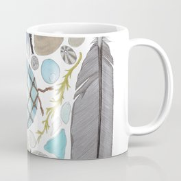 Coastal Treasures Coffee Mug