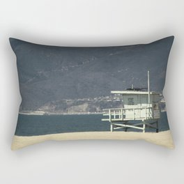 Baywatch Hut Rectangular Pillow