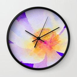 May-Flowers-284 Wall Clock