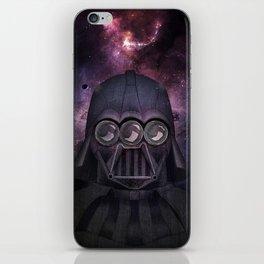3 Eyes Darth Vader iPhone Skin