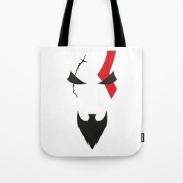 War God Tote Bag