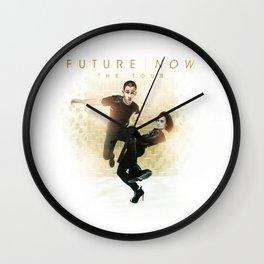FNT Wall Clock