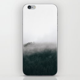 Forest Fog XV iPhone Skin