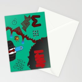 Jaime's Magical Case Stationery Cards