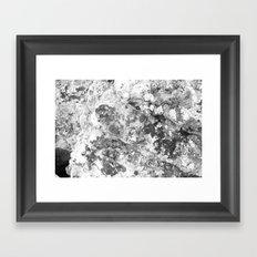 Living Sandstone Framed Art Print