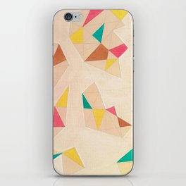 Geometric Art iPhone Skin