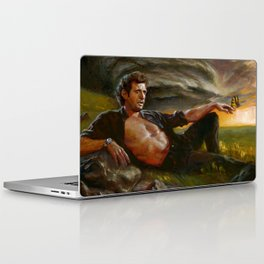 Ian Malcolm: From Chaos Laptop & iPad Skin