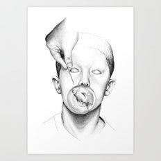 Free Billy! Art Print