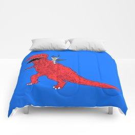 Dinosaur B Forever Comforters