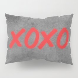 Hugs and Kisses Pillow Sham