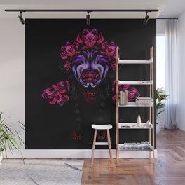 Weeping Flower Wall Mural