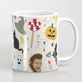 Halloween part 2 Kaffeebecher