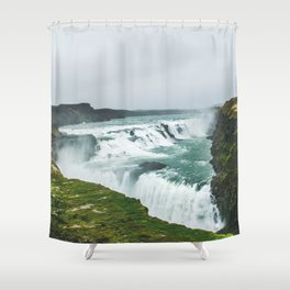 I'm Falling for You Shower Curtain
