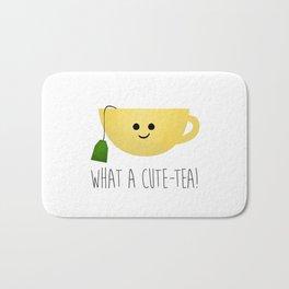 What A Cute-tea Bath Mat