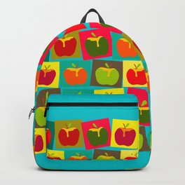 Apple and Heart Backpack