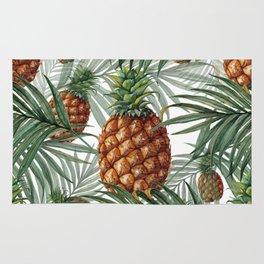 King Pineapple Rug