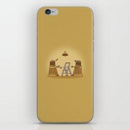 Dalek DIY iPhone Skin