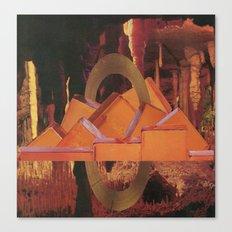 neutrogena pyramid - goofbutton collaboration #6 Canvas Print