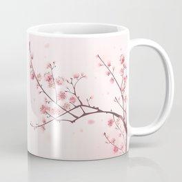 Oriental cheery blossom in spring 006 Coffee Mug