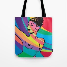 Always Remix Tote Bag