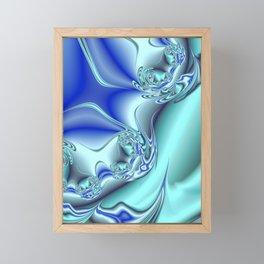 Go with the Flow Framed Mini Art Print