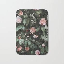 Light Pink Camellias Bath Mat