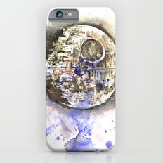 Star Wars Art Painting The Death Star iPhone 6 Slim Case