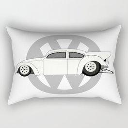 Drag Bug Rectangular Pillow