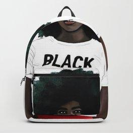 No cream, no sugar, black and strong! Backpack